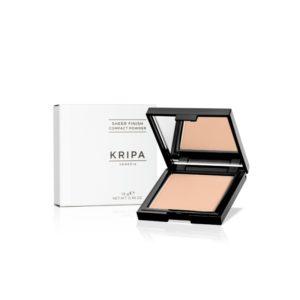 KRIPA Sheer Finish Compact Powder Cipria